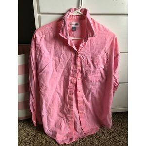 Button up shirt!